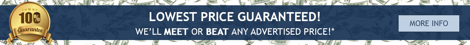Low Price Guarantee